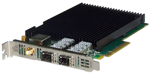 PE210G2TSi9 10G Networking Time Stamp Card