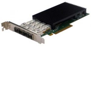 PE310G4SPI9 Quad port 10G Networking Card Intel® Based