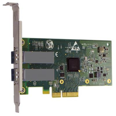 Silicom Ltd  | PE2G2FI35 Dual port 1 Gigabit Ethernet Card