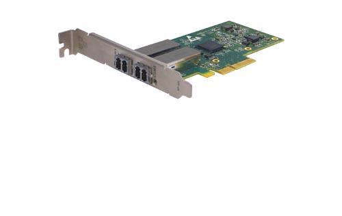 PE2G2FI35 Dual port 1 Gigabit Ethernet Card Intel® Based - Silicom Ltd