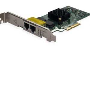 PE2G2I80 Dual port Copper Server Adapter