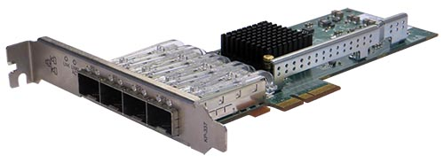 PE2G4SFPI35L gigabit server adapter