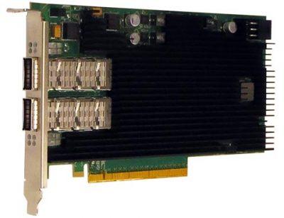 Silicom Ltd  | PE3100G2DQIR 100 Gigabit Intel® FM10420 Based