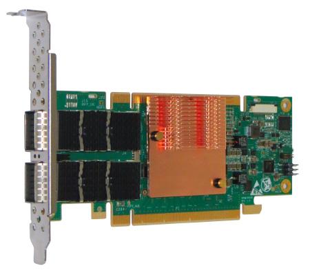 PE3100G2QIOP omni path server adapter
