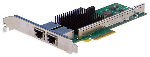 PE310G2i50-T server adapter