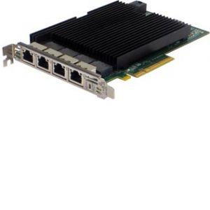PE310G4I40-T 10 Gigabit Quad Copper Ethernet NIC