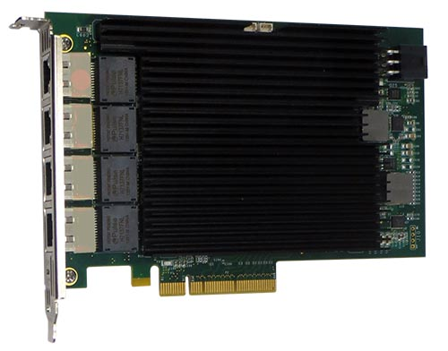 PE310G4I40-T 10G Server Adapter