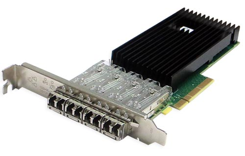 PE310G4i71L 10 gigabit network interface card