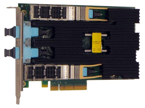 PE340G2BPI71 40 Gigabit Bypass Networking Card