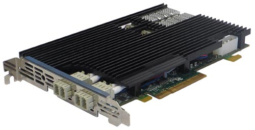Silicom PE210G2DBI9 Content Director Server Adapter