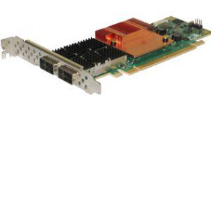 Silicom PE3100G2QIOP omni path server adapter
