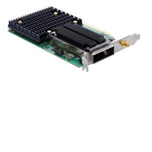 fb1CG@V7580 100 Gigabit FPGA NIC