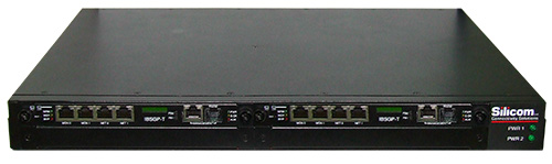Silicom Gigabit Intelligent Bypass Switch