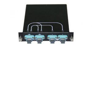 100G Fiber TAP Stand Alone Unit