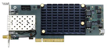 Silicom Ltd  | fb2XGhh@V7 FPGA Gigabit Ethernet Xilinx