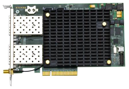 FPGA Ethernet Card fb4XG@V6240 NIC