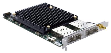 Silicom Ltd  | fb4XG@V7 1/10G FPGA NIC Xilinx® Virtex7 Based