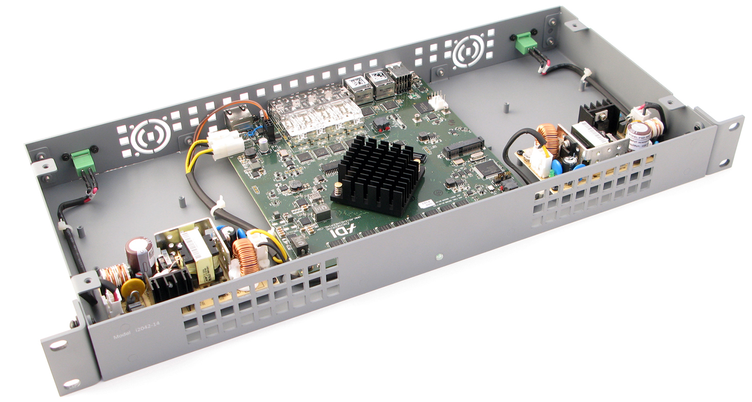 silicom rcc ve rackmount appliance