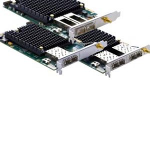 Ultra Low Latency FPGA Server Adapters
