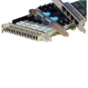 Programmable NPU Server Adapters