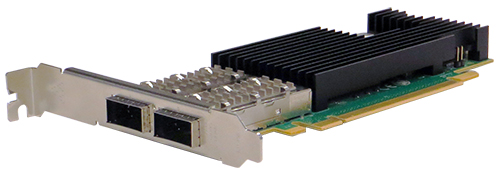 Silicom PE3100G2DQIRL Server Adapter