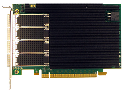 Silicom Ltd  | 40G Networking Server Adapter PE31640G4QI71