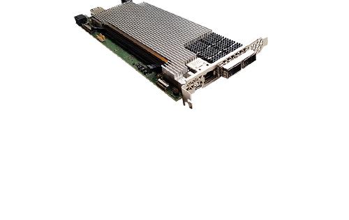 Silicom Ltd  – FB2CG@S10GX2100 FPGA Card Stratix 10GX Based
