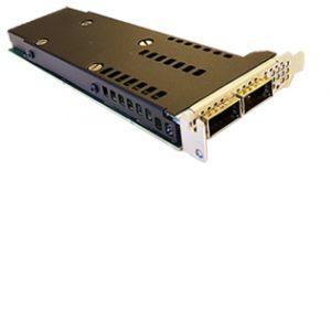 Silicom fpga fb2CGhh@KU15P FPGA CARD