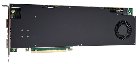 Silicom N5010A server SmartNIC