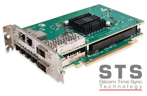 TimeSync card STS4 nic SyncE