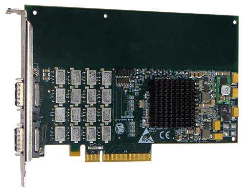 PE10G2BPT-CX4 10g Bypass Card