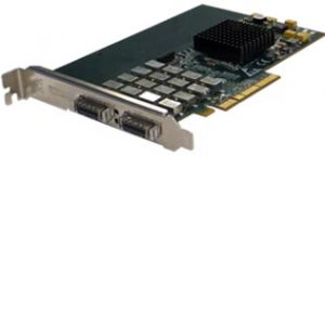 PE10G2BPT-CX4 10G Networking Bypass Card