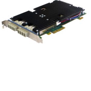 PE2G4BPFI80 Quad port Gigabit Bypass Card