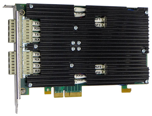 PE2G4BPFI80 Bypass Server Adapter