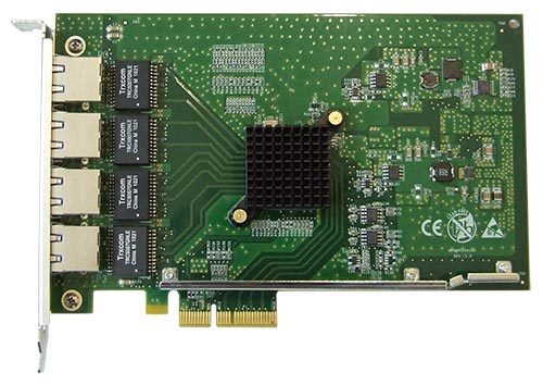 PE2G4I80 Gigabit Server Adapter