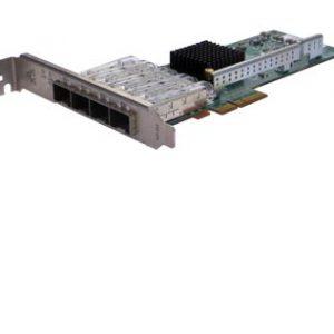 PE2G4SFPI35L Quad Port SFP Gigabit NIC