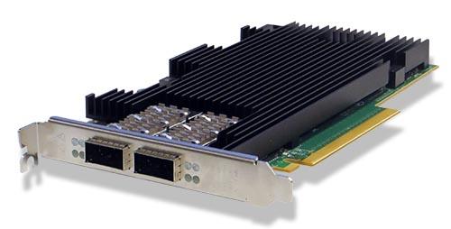 PE3100G2DQIR-5001 100 Gigabit Intelligent Director Adapter