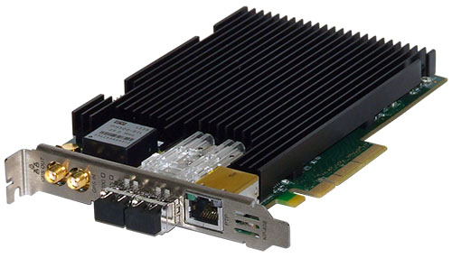 PE310G2TSi9P 10 Gigabit Networking Time Stamp Card