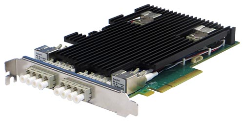 PE310G4BPi71 10g networking bypass card