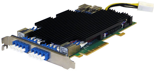 PE310G4DBIR intelligent director networking card