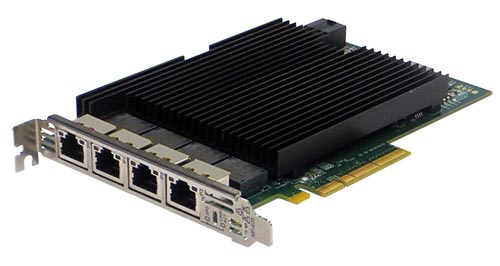 PE310G4I40-T 10G Networking Server Adapter