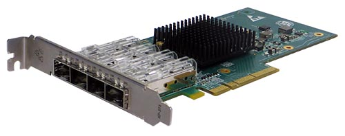 PE310G4SPT40 10 gigabit server adapter