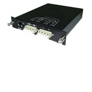 Silicom PBSSF-M50 10 gigabit fiber bypass switch stand alone