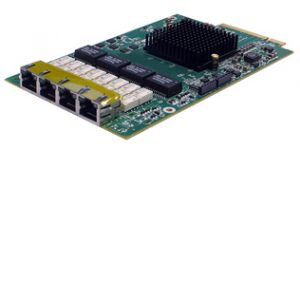M1E2G4BPI35 Gigabit Networking Express Module