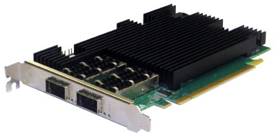 PE31640G2QI71 40G/8x10G PCIe Card Intel® XL710 Based