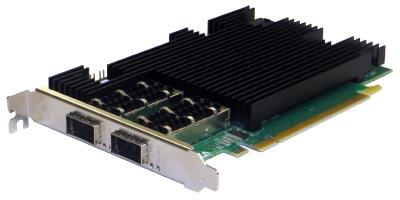 PE31640G2QI71 40G/8x10G PCIe Card Intel® XL710 Based