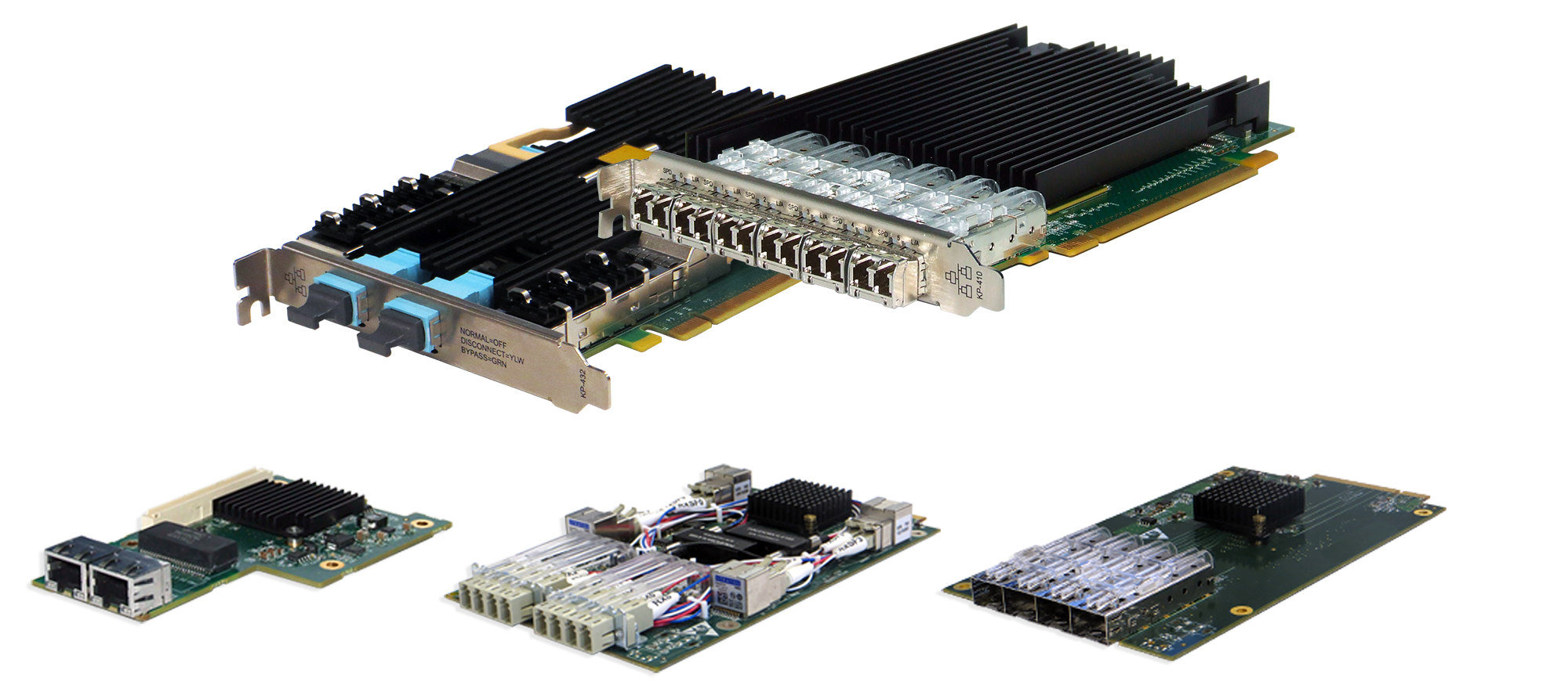 server adapters solutions